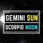 GEMINI SUN SCORPIO MOON PERSONALITY