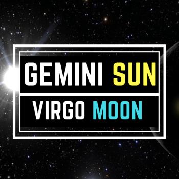 GEMINI SUN VIRGO MOON PERSONALITY