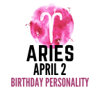 april 2 zodiac personality aries