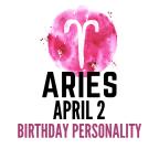april 2 zodiac personality aries