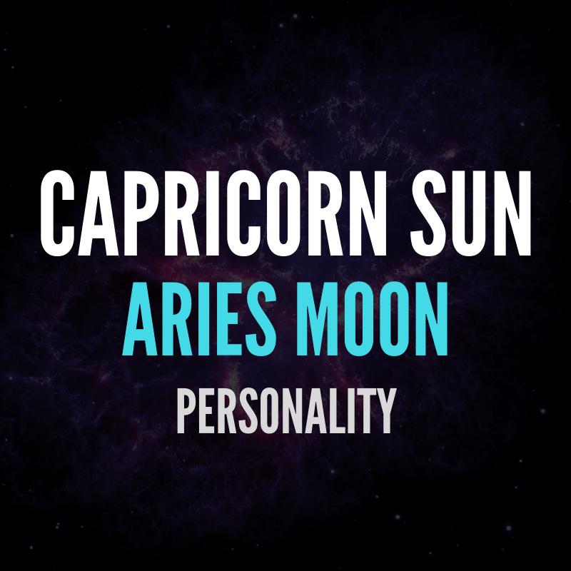 Aries dating Capricorn koppla in underhållning