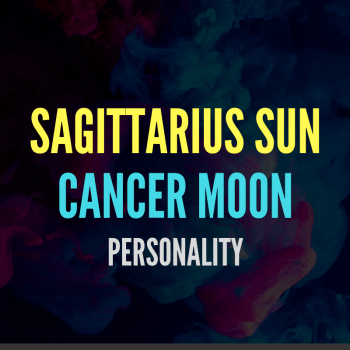 sun in sagittarius moon in cancer