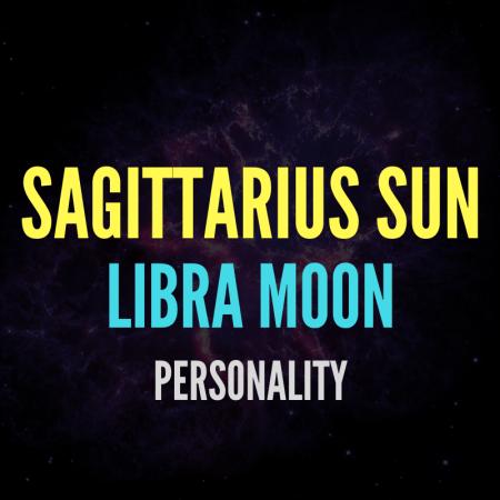 Sagittarius Sun Libra Moon Personality
