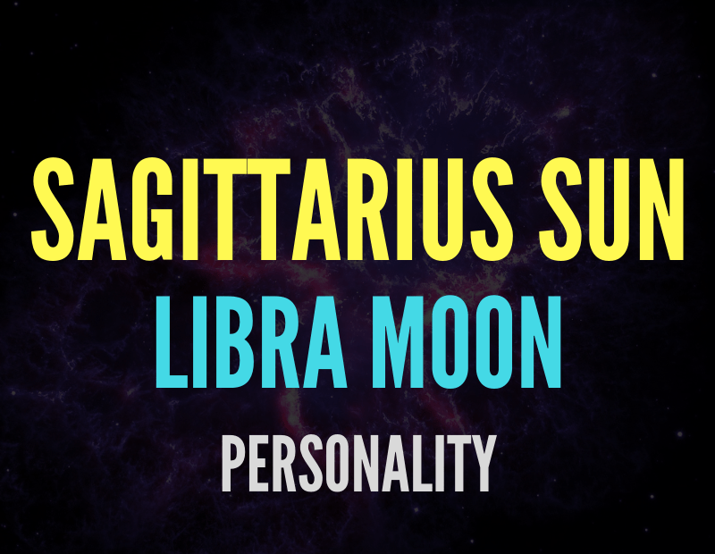 sun in sagittarius moon in libra