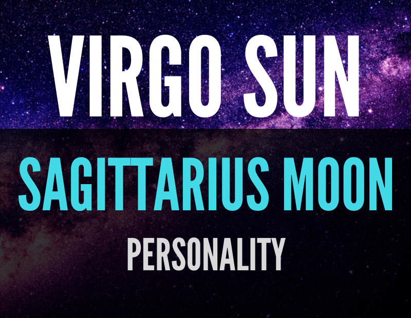 sun in virgo moon in sagittarius