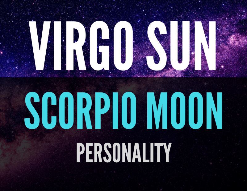 sun in virgo moon in scorpio