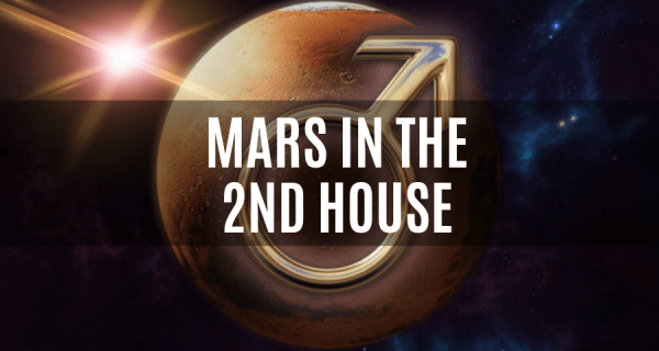 Mars in the 2nd House – Trophy Hunter