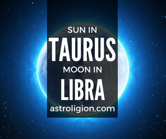 Taurus Sun Libra Moon Personality