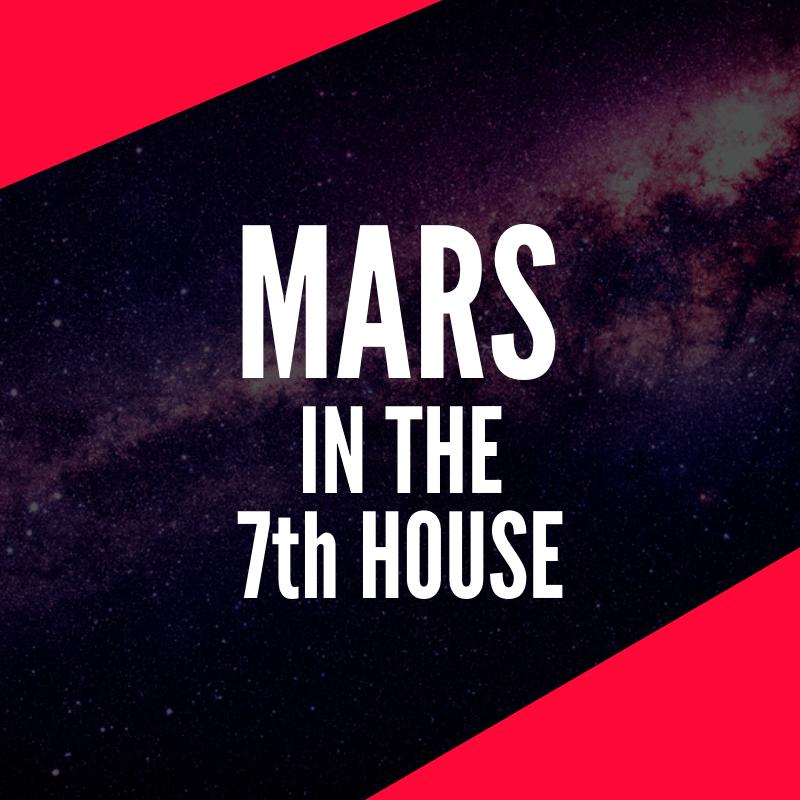 Mars in the 7th House | astroligion com