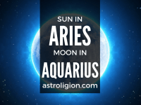 sun in aries moon in aquarius