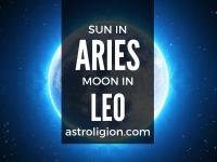 Aries Sun Sagittarius Moon Personality   astroligion com