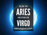 sun in aries moon in virgo