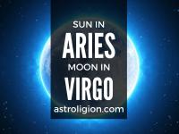 sun in aries moon in virgo