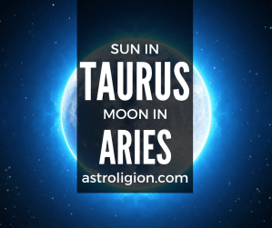 sun in taurus moon in aries