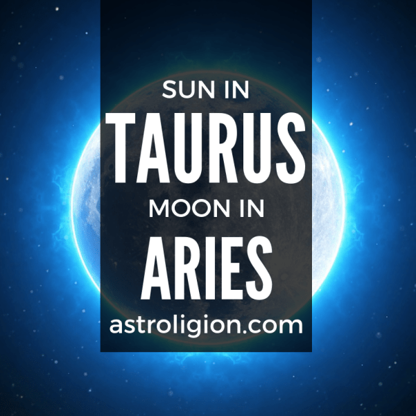 Taurus Sun Aries Moon Personality