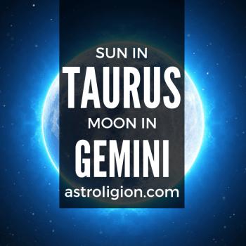 sun in taurus moon in gemini
