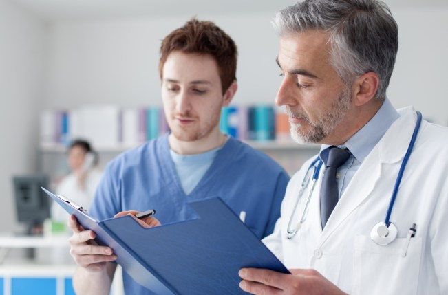 isfj physician assistants