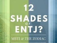 12 shades of entj