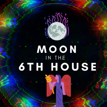 moon in 6th house pinterest