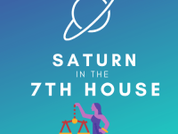 saturn in the 7th house pinterest