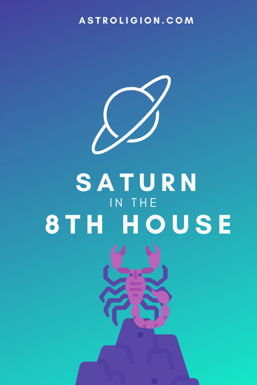 saturn in the 8th house pinterest
