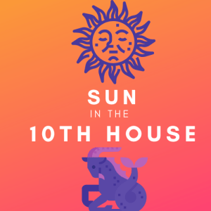 sun in the 10th house pinterest
