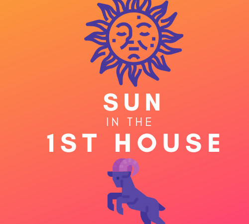 Sun in the 1st House – What You See Is What You Get