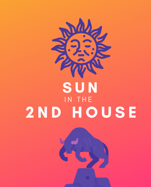 sun in the 2nd house pinterest