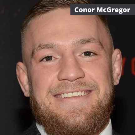 conor mcgregor eyes