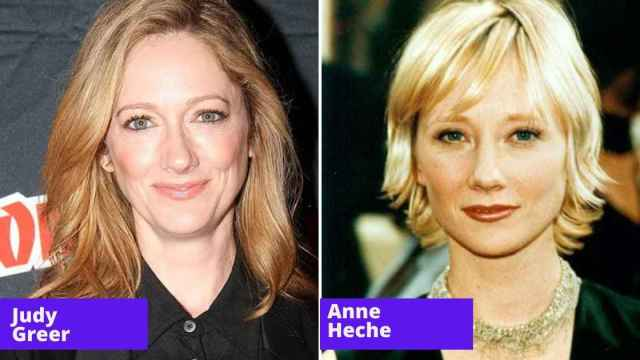 judy greer and anne heche