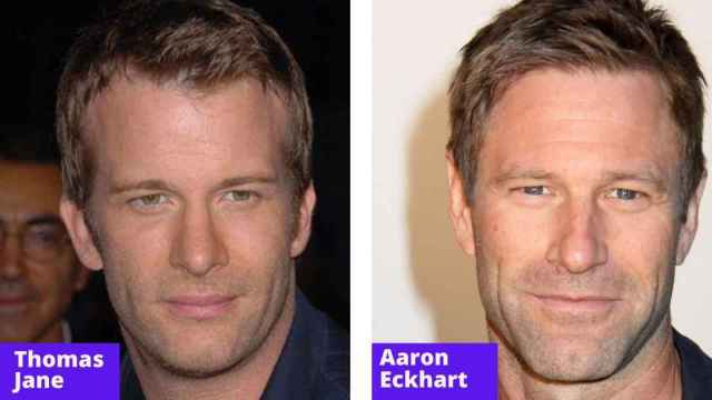 thomas jane and aaron eckhart