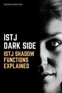 ISTJ SHADOW