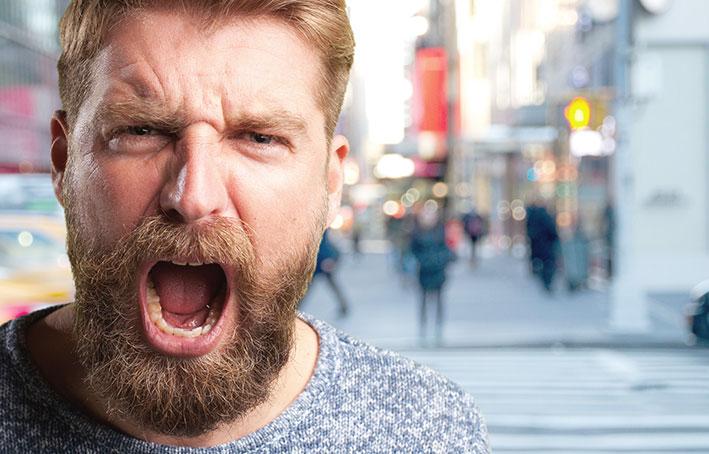Ranking: Los signos más enojones