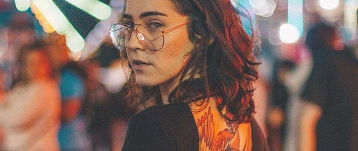 La mujer Acuario