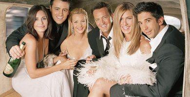 ¿Qué signo son los actores de Friends?