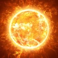 მზე სახლებში