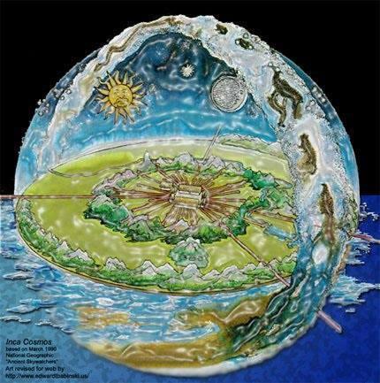 დედამიწის ცენტრის საიდუმლო ქალაქი – ,,აგარტა,,