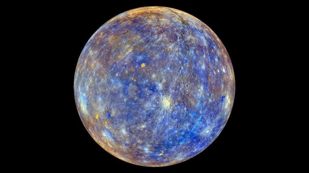 Mercúrio na Astrologia Ocidental. O que é e o que representa na simbologia astrológica.