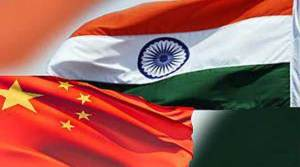 China and India on the path of war