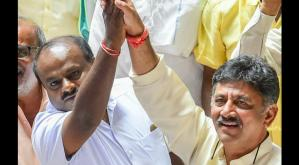 Oath Taking horoscope of Kumarswamy and fate of JDS-Congress alliance in Karnataka