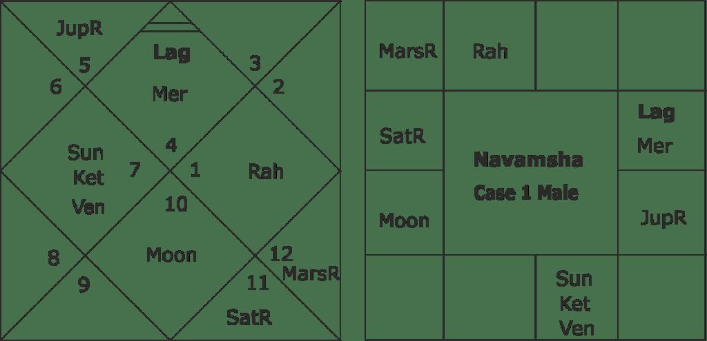 Divisional horoscopes or Varga charts