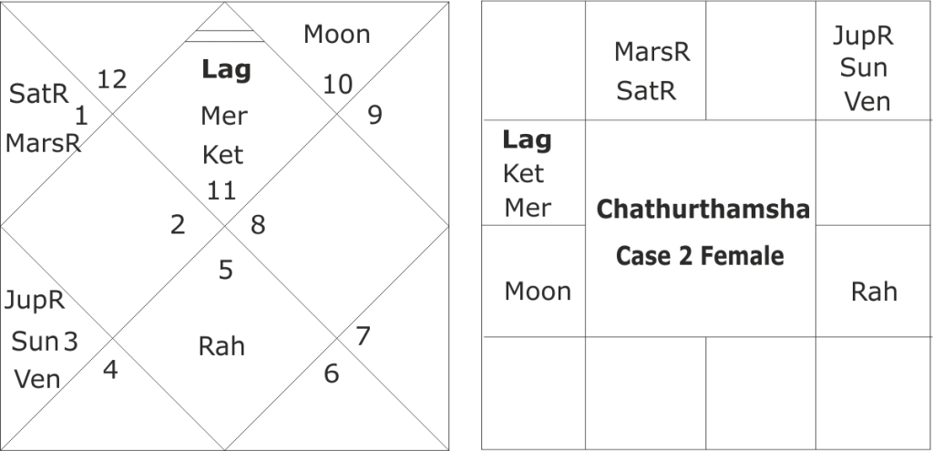 Divisional horoscopes or Varga charts