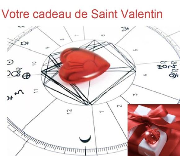 Valentin pense à vous ...