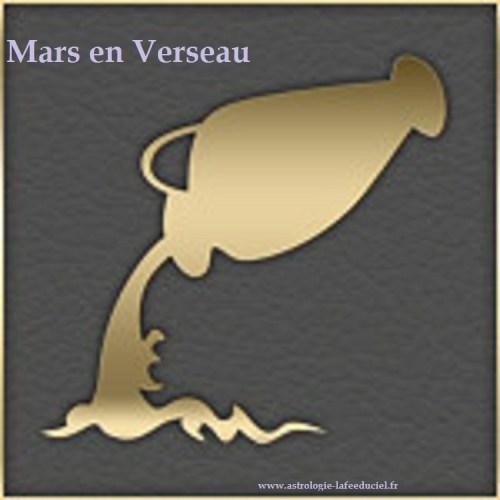 Mars en Verseau