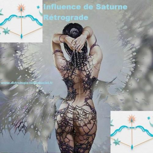 Sagittaire : Influence de Saturne Rétrograde