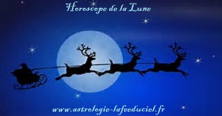 Horoscope de la Lune du 17 Décembre 2018