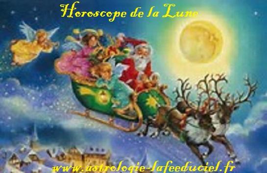 Horoscope de la Lune du 16 Décembre 2018