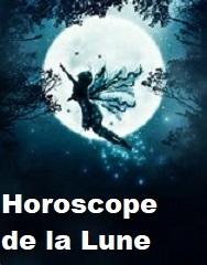 Horoscope de la Lune  du 25 Janvier 2019