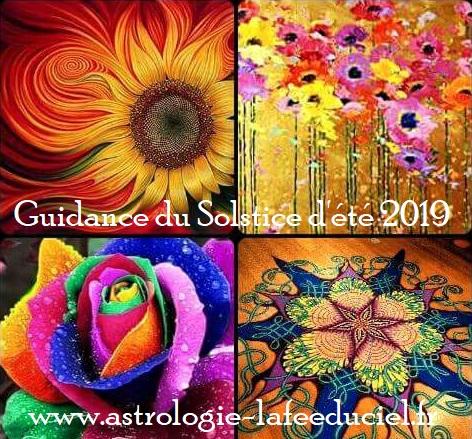 Guidance du Solstice d'Été 2019