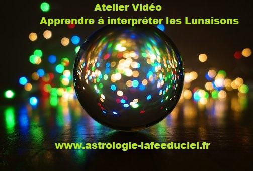 Atelier Vidéo Apprendre à interpréter les Lunaisons